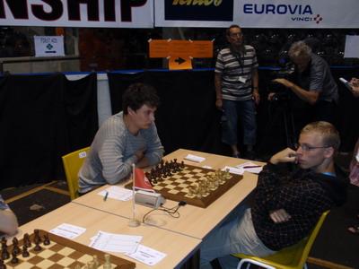 game Victor Laznicka - Korobov